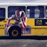 Creative ! Bus Advertisements !