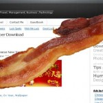 How to put Bacon on your website?