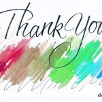 The 4 keys for an effective 'Thank you'