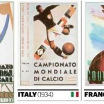 Official FiFa World Cup Posters Art (1930 ~ 2010)