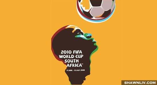 FiFa Wordcup Official Poster 2010 South Africa