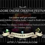 Free Register Adobe Online Creative Festival Now!