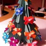 DIY Guides – How to make your own paper Christmas Tree