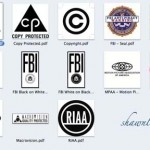 Giveaway: Vector Copyright and Anti-Copyright Logo Download