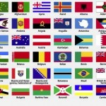 Free Vector Graphics of International Flags