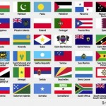 Free Vector Graphics of International Flags 3
