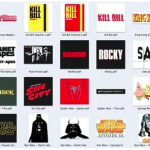 Giveaway A Collection of Movie Vector Graphic