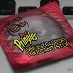 World Top companies slogans set to condoms