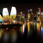 My visit at iLight Marina Bay Light Art Festival – Part 1