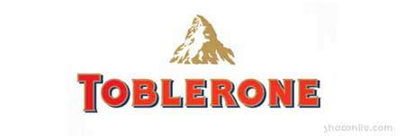 Toblerone chocolate Logo Meaning