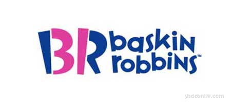 Logo of Baskin Robbins ice-cream meaning