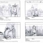 The Basic of Storyboarding and Samples