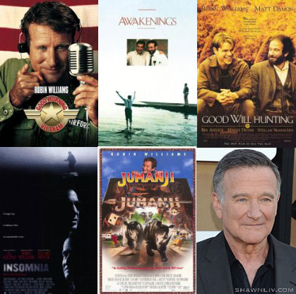 Robin Williams Die Best Movie