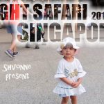 An exciting night at Night Safari 2019 Singapore