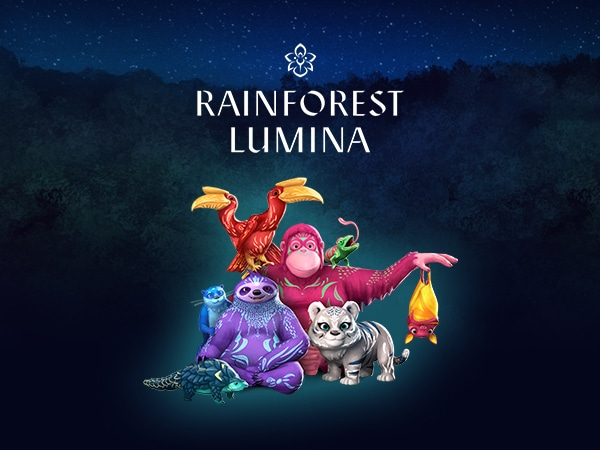 8 creature crews of Rainforest Luminous