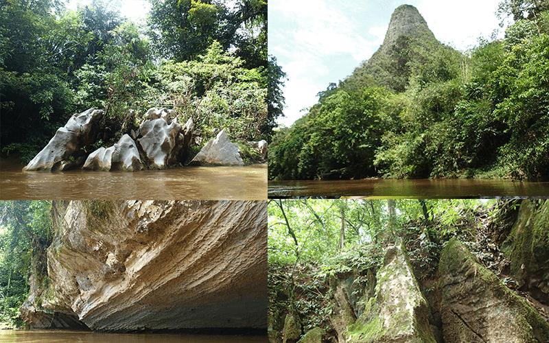 Breathtaking views - Rainforest Kayaking