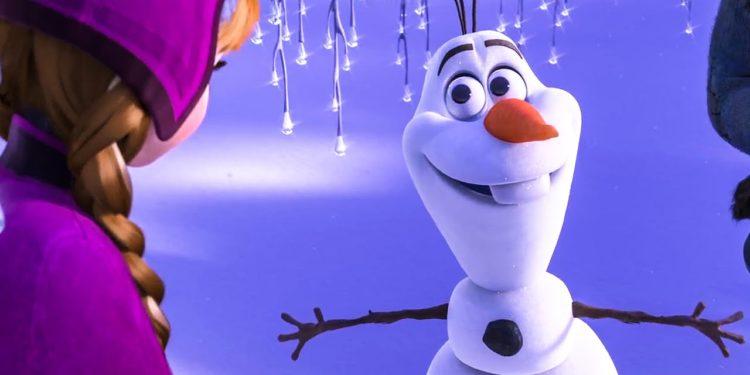 Olaf talk