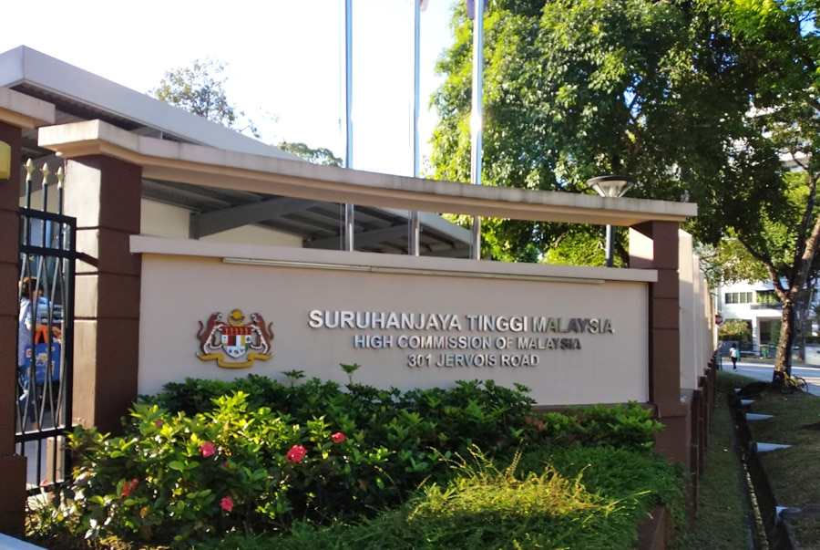 Photo High Commission of Malaysia