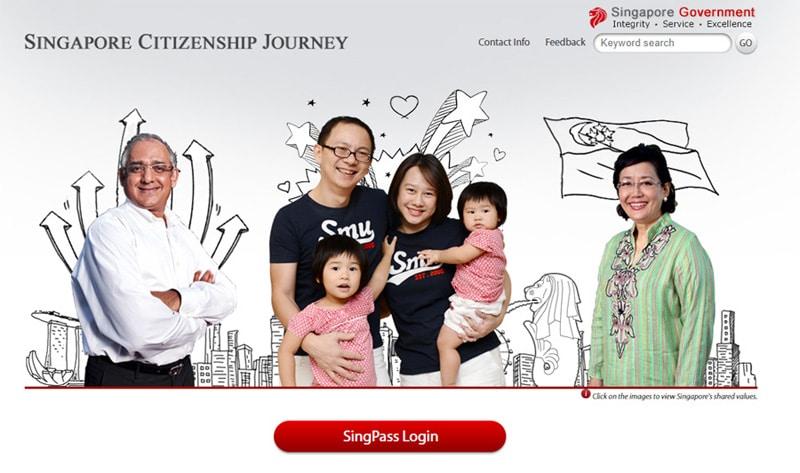 The Singapore Citizen Journey