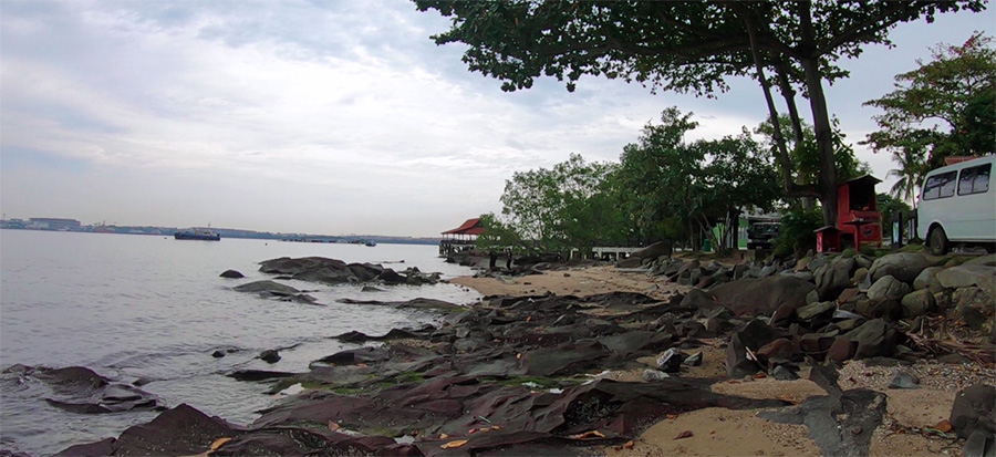 Pulau Ubin Island picture